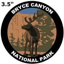Bryce Canyon National Park Sticker Car Truck Window Decal Souvenir
