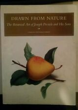 Drawn from Nature:The Botanical Art of Joseph Prestele and His Sons - LIKE NEW