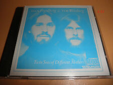 DAN FOGELBERG & tim WEISBERG cd TWIN SONS of DIFFERENT MOTHERS judy collins