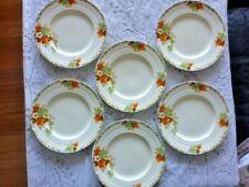 GRINDLEY ENGLAND DINNER PLATE X 6 'AUTUMN' 1936-1954