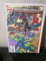Mega Morphs #2  SPIDERMAN Marvel BAGGED BOARDED
