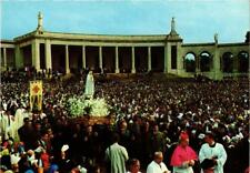 CPM Fatima Multitude with the strechers in the good-bye PORTUGAL (750899)