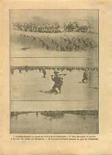 WWI British Army Euphrate Ramadié Irak Iraq India Cavalry War 1917 ILLUSTRATION