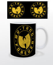 WU-TANG CLAN WU-TANG FOREVER 11 OZ COFFEE MUG HIPHOP MUSIC NY NYC ICONS RAPPER!!
