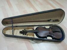 Alte 3/4 Geige, Violine, ca. 56 cm L + Geigenkasten   1M1199