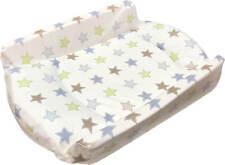 Geuther Aqualino Wickelauflage Sterne 032 weiß/braun/grün/blau 205910033