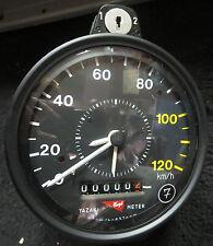 Yazaki Kilometer Meter 0-120 km/h MISSING KEY
