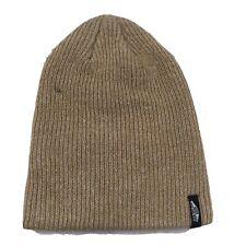 Vans Shoes Mens Falcon Winter Beanie Cap Hat Tan
