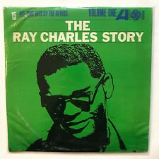 Ray Charles ‎– The Ray Charles Story Volume One LP Vinyl Record 1962 Blues VG+