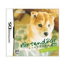 Used DS Nintendogs - Shiba & Friends Japan Import