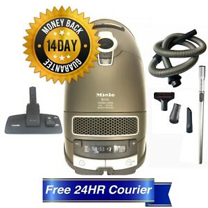 Very Rare Bronze S8 Miele HEPA 2200W Vacuum (Pre EU Limit) - Fully Refurbished!!