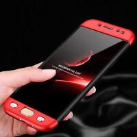For Samsung Galaxy J3 J5 J7 Pro Luxury Full Cover Shockproof Hybrid Phone Case
