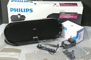 Philips Fidelio DS7650 crushproof 30 PIN / AUX IN Docking Speaker w/ NEW Adapter