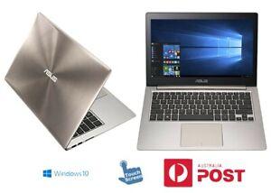"ASUS ZenBook UX303UA 13.3"" FHD Touchscreen Laptop, Intel Core i5, 8GB RAM, 256GB"