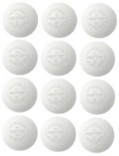 New Martin Dozen (12) Official Lacrosse Balls Nfhs Ncaa Nocsae Approved White