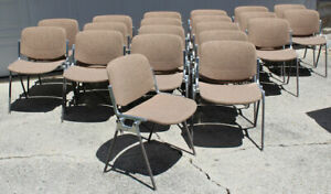One Giancarlo Piretti for Castelli stacking chair, sets up to 20 available Italy