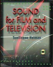 Tomlinson Holman SOUND FOR FILM AND TELEVISION 1st Ed. SC Book