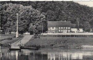 Hajen a.d.Weser, Gasthaus zum Ruhberg bahnpgl1958 G3314