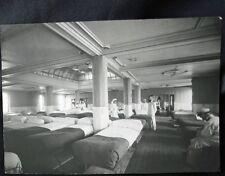 CGT SS FRANCE IV Hospital Ship Photograph 1914