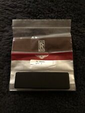 Rolls-Royce Camargue Jankel Limousine Ash Tray Lacquer Finisher PW60291 NOS OEM