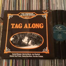 TAG ALONG/THE LEGENDARY JAY MILLER SESSION VOL.1 ROCKABILLY LP