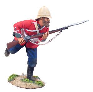 Britain 20044 Zulu Wars British 24th Foot Charging #1 New