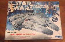 Han Solo's Millennium Falcon MPC 1979 Vintage Model Kit 1-1925 Star Wars Toy