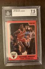 Michael Jordan 1985-86 Star #117 RC BGS 7.5 NEAR MINT+ 🔥 Chicago Bulls