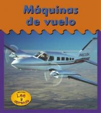 Maquinas de Vuelo = Aircraft (Ruedas, Alas y Agua)