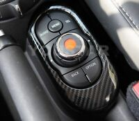 iDrive Control Panel Cover CARBON EFFECT 1x for MINI Cooper S F55 F56 F57