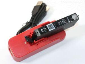 Chip Resetter for Canon PGI-550/CLI-551 Cartridges REdSETTER - Unlimited