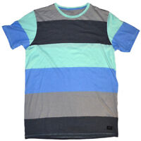 Globe Mens Stripe T-Shirt