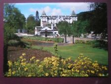 POSTCARD ROSS & CROMARTY STRATHPEFFER - THE HIGHLAND HOTEL AND DOLL'S MUSEUM FRO