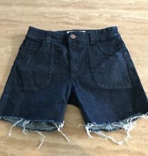 COUNTRY ROAD Womens Denim SHORTS Size 10 Excellent Condition