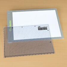 CutterPillar Glow Premium Rechargeable Crafting Light Tablet & Self Healing Mat