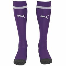 2018/19 Arsenal Away Goalkeeper Violet Socks Size UK 9-11