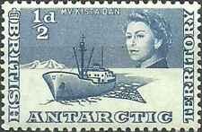 Timbre Bateaux Antarctique GB 1 ** (46381AA)