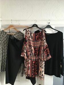 Ladies Summer Clothes Bundle Size 18 4 Items Next . River Island. Dorothy Perkin