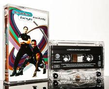 LONDON BOYS  - LOVE 4 UNITY 1993 east west 11 Hits Dance Pop MC tape Kassette