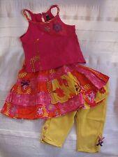 ensemble fille ~  18 mois   ***CATIMINI*** Spirit Denim (jupe, top et leggings)
