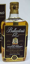 BALLANTINE'S VERY OLD SCOTCH WHISKY 12 YEARS OLD ANNI '80 75 CL 43°