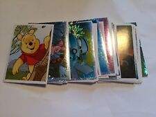 Incomplete set of Share in The Magic With Disney Stickers 77 stickers