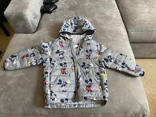 Disney Mickey Baby Gap Light Jacket 4 Years Toddler