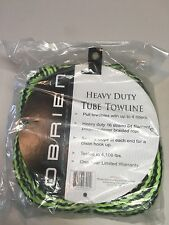 O'Brien Extra Heavy Duty Tube and Toy Towline (pulls towables w/ up to 4 riders)