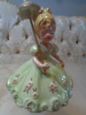"""Rare Josef Originals """"Bridal Shower"""" Girl from the 'Party Cake Toppers' series"""