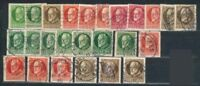 GERMANY BAVARIA LOT Sc 94 to 100 102 to 09 95 to 143 discontinuous SEE SCAN FVF