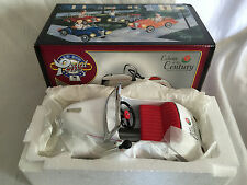 1997 Crown Premiums 1941 Garton Pedal Car ROSE BOWL Parade 1:6 Die Cast Bank NIB