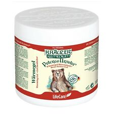 Kräuter® Bear Power Antirheumatic warming gel with BIO herbs, 500 ml
