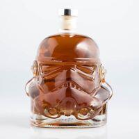 Official Star Wars Original Stormtrooper Helmet Whisky Brandy Decanter 750ml