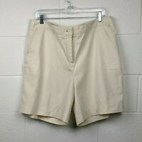 Orvis Women's Shorts Size 16 Vintage Made in Hong Kong